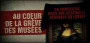 AU COEUR DE LA GREVE DES MUSEES