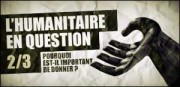 L'HUMANITAIRE EN QUESTION 2/3