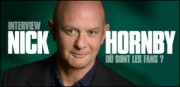 INTERVIEW DE NICK HORNBY