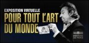 POUR TOUT L'ART DU MONDE