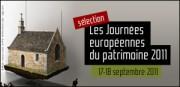 LES JOURNÉES EUROPÉENNES DU PATRIMOINE 2011