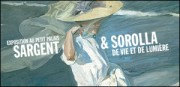 EXPOSITION SARGENT ET SOROLLA AU PETIT PALAIS