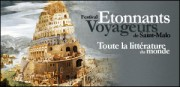 FESTIVAL ETONNANTS VOYAGEURS DE SAINT-MALO
