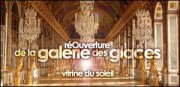 REOUVERTURE DE LA GALERIE DES GLACES
