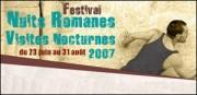 FESTIVAL NUITS ROMANES