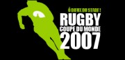 COUPE DU MONDE DE RUGBY 2007