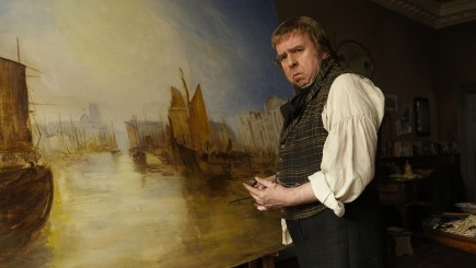 Timothy Spall dans «Mr. Turner» de Mike Leigh. En sélection officielle au Festival de Cannes. - Mr. Turner