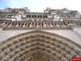 La galerie des Rois - Cathédrale Notre-Dame de Paris