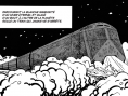 """Planche extraite du """"Transperceneige"""", dont l'intégrale ressort chez Casterman - Transperceneige Intégrale"""