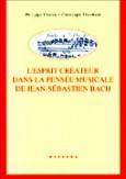 L'esprit créateur dans la pensée musicale de Jean Sébastien Bach