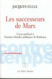 Les Successeurs de Marx